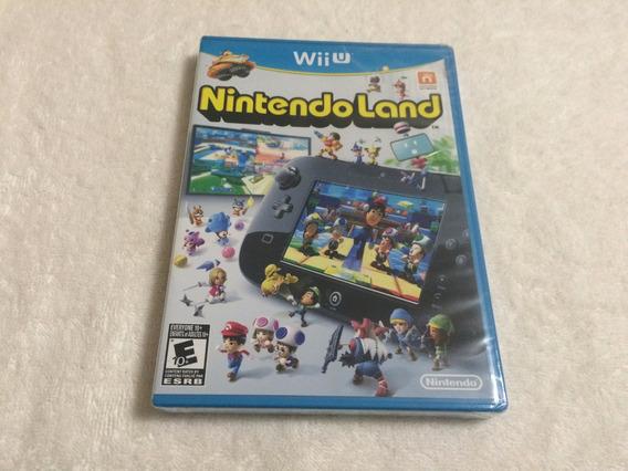 Nintendo Land - Lacrado