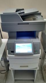 Multifuncional Lexmark X656 - Revisada Sem Toner