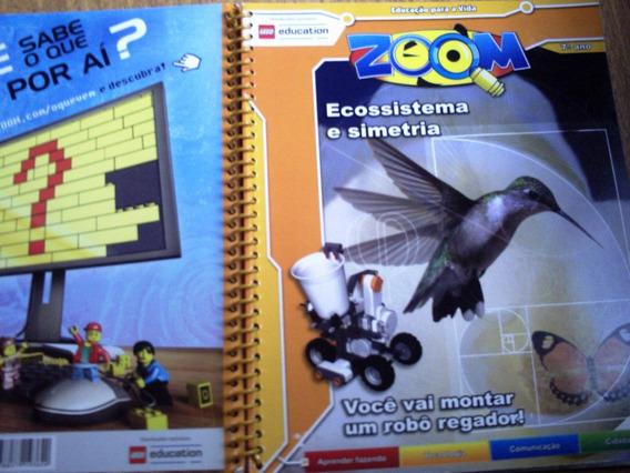 Ecossistema E Simetria - 7° Ano, De Renatao Fortes E Adriano