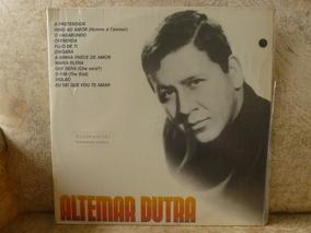 Lp Altemar Dutra Zingara E Violão Ex! Plastico Original!