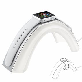Dock Suporte Carregador Apple Watch Aluminium E Acrilico