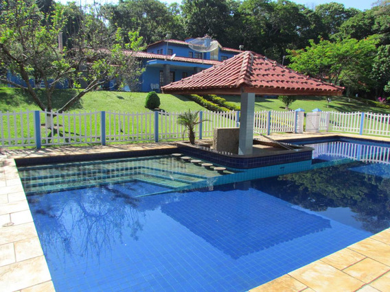 Sitio 5 Stes Piscina Lago X Imóvel / Sp / Guarujá