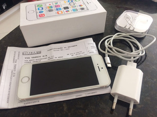 iPhone 5s 16gb 4g Homologado Anatel