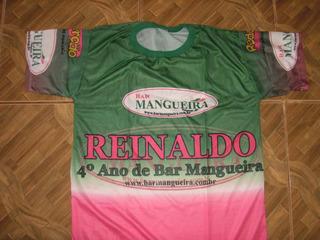 Camisa Do Bar Mangueira Reinaldo Principe Do Pagode