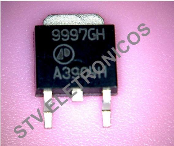 3 Peças Ap 9997gh Ap9997gh Pa610ad Nchannel Power Mosfet