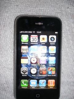 Vendo iPhone 3g De 8gb Buen Estado
