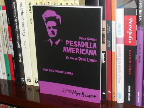 Imagen 1 de 5 de Pesadilla Americana, El Cine De David Lynch.