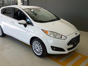 Ford Fiesta Titanium 1.6 Powershift At 5 Puertas 0 Km