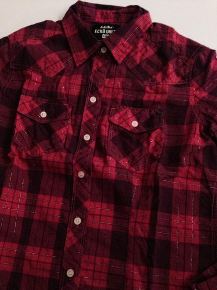 Ecko Camisa Mujer Importada Original