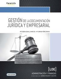 Gestion De La Documentacion Jurídica Y Empresarial Nuevo