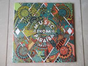 Cd Music From Paraíba: Brazil Vol 2 - 4 Cds De Bandas Da Pb