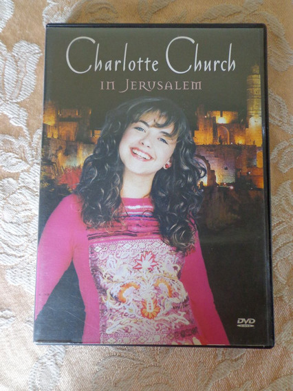 Dvd Charlotte Church In Jerusalem