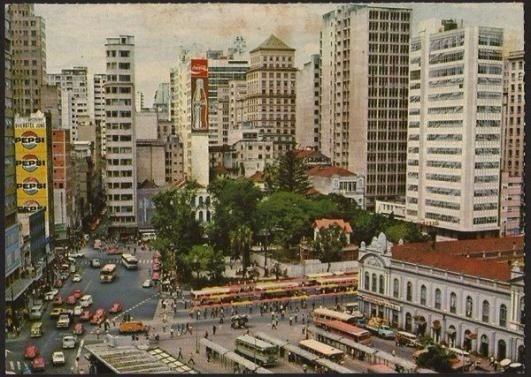 Rio Grande Do Sul - Porto Alegre - Cartão Postal Antigo
