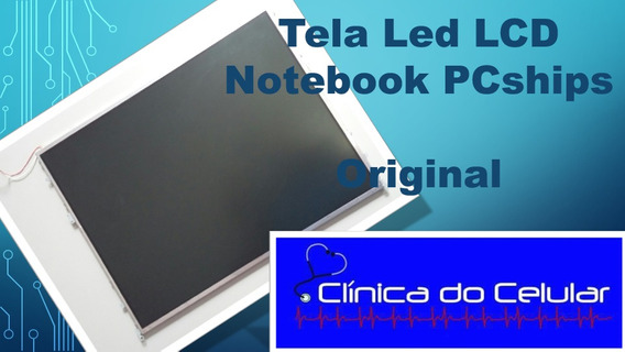 Tela Lcd Display Notebook Pcschips Green320 Semi Novo