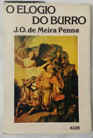 Livro - O Elogio Do Burro - ( Usado )