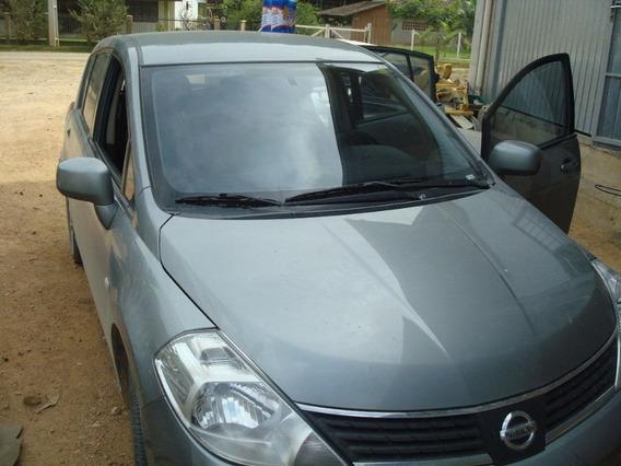 Sucata Peças Nissan Tiida 1.8 Sedan Cambio Mecânica