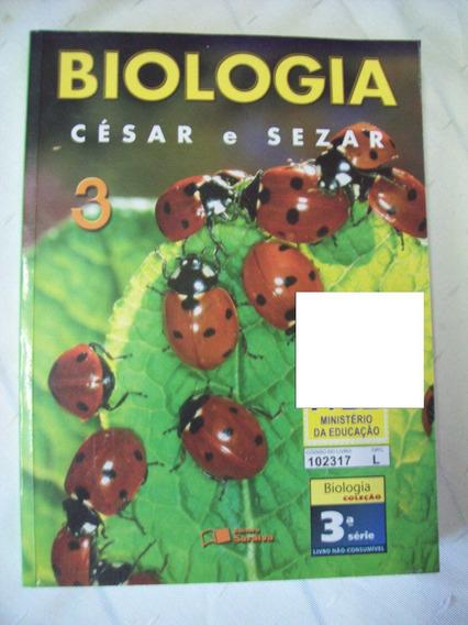 Biologia 3 - Genética - César & Sezar - 3ª Série - 2006