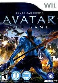 Avatar-the Game - Nintendo Wii Semi-novo Original