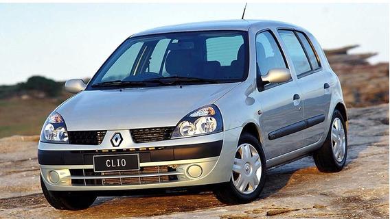 Sucata Renault Clio 1.0 8v (vendido Em Peças