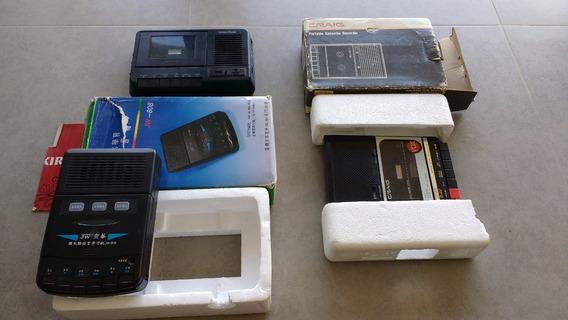 Reproductores De Cassette