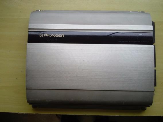 Amplificador Automotivo Pioneer Gm-x904