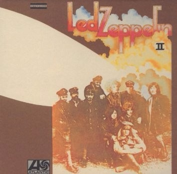 Led Zeppelin - Led Zeppelin Ii - Original - 180 Gr Lp Vinyl