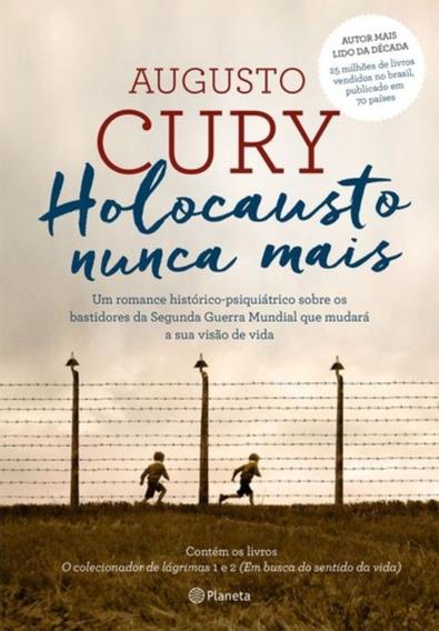 Livro Holocausto Nunca Mais / Augusto Cury