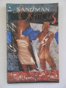 Sandman Orpheus! Edição Especial! Ed. Globo 1993!