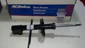 Kit X 2 Amortiguadores Acdelco Agile Delanteross +cazoletas