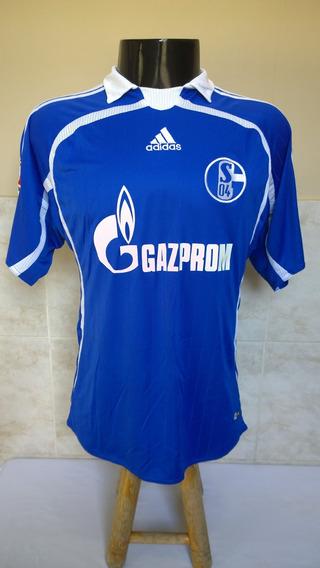 Camisa Futebol Do Schalke 04 - Lincoln