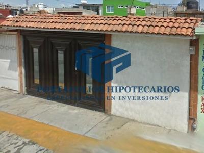 Casa En Almendros Coacalco De Berriozábal ( Remate Bancario)