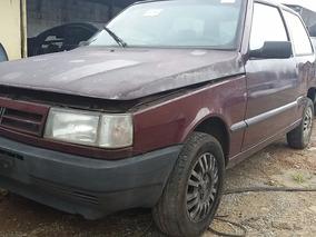 Sucata Fiat Uno Mille Ex - Ano 1997/1998 (somente Peças)