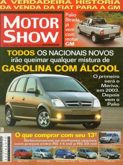 Motor Show Nº237 Fiat Strada Mille Fiesta Celta Clio Palio