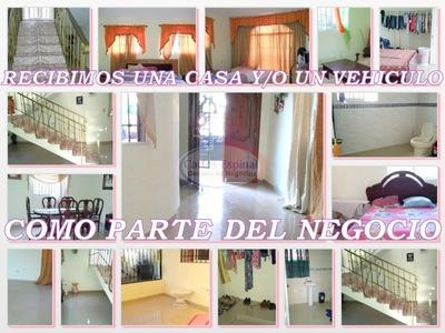 Casa 2 Niveles De Venta En Higuey, República Dominicana