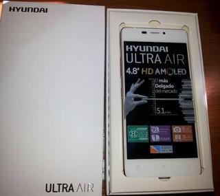 Celular Liberado Hyundai Ultra Air Hy1-4804 Blanco Nuevo 0km