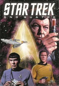 Star Trek Ano Quatro - Devir - Bonellihq Cx69 G19