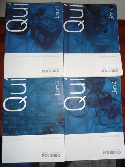 Poliedro Química 2015 Livros - Ime Ita
