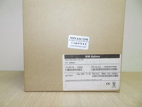 Processador Intel Xeon E5440 Qc 2.83ghz/1333mhz/12mb 44r5634