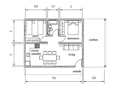 Casa Ladrillo Material Construccion Rapida Prefabricada