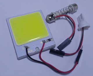 Placa Led Cob 10w 48chip