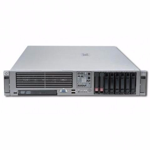 Servidor Hp Proliant Dl380 G5 Xeon 2ghz 4-core 12m 8gb 2x146