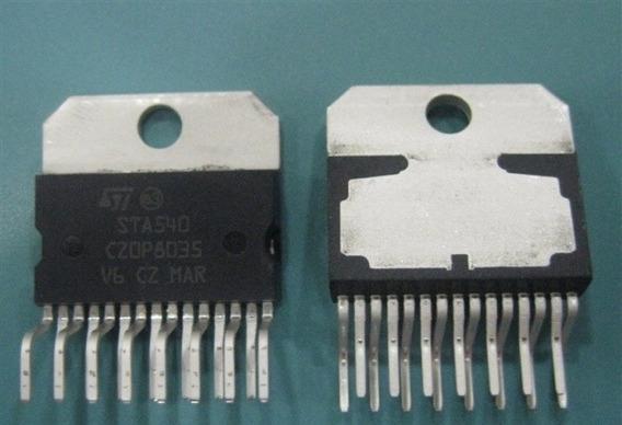 2 Unidades Sta540 4 * 13w Amplificador Dual/quad Audio A3