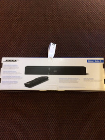 Bose Solo 5 Soundbar System, Novo Lacrado Na Caixa