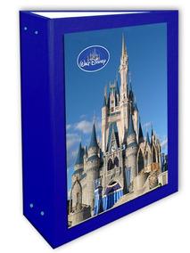 Album Castelinho Disney Royal 10x15 - 600 Fotos + Brinde*