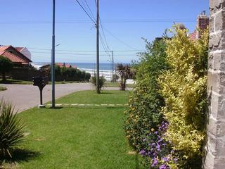 Chalet Hermosa Vista Al Mar..cochera, Quincho, Wi Fi, 5pers.