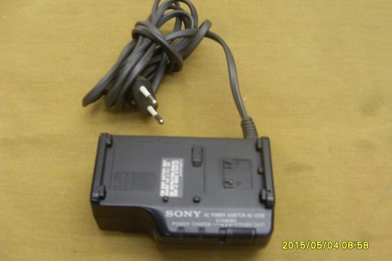 Carregador De Baterias Filmadora Sony