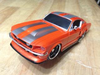 Carro Control Remoto Replica Maisto Del Ford Mustang Gt 67