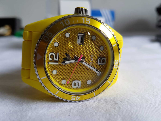 Relógio adidas Amarelo