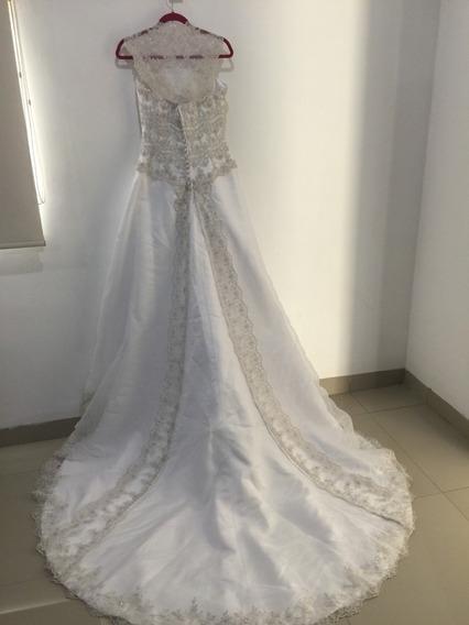 Vestido De Novia Español