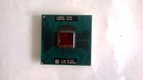 Processador Notebook Intel Pentium T2390 1.86ghz/1m/533mhz